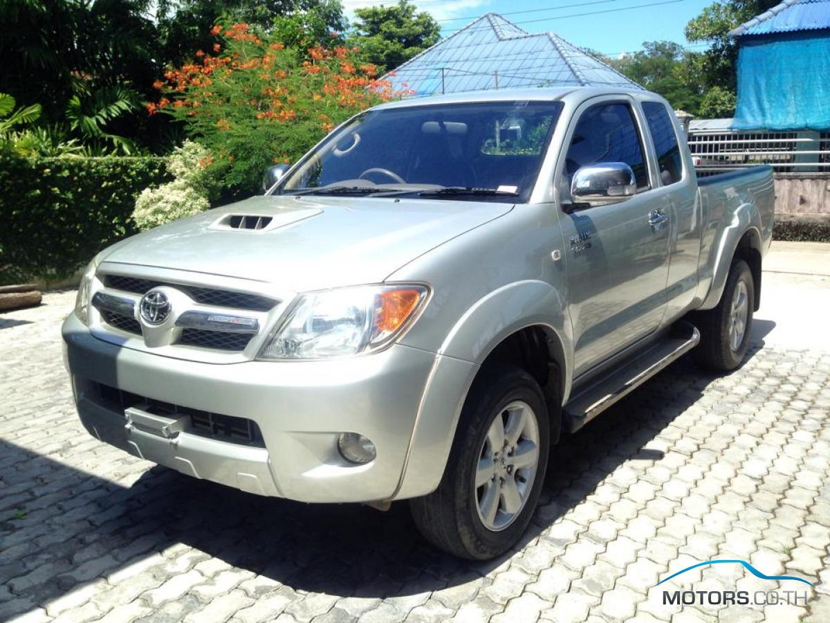 Toyota Hilux Vigo D4d 2008 Motors Co Th