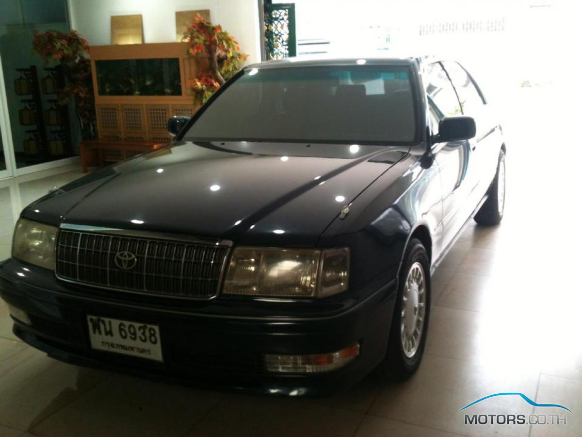 Toyota crown 1997 for Crown motors used cars