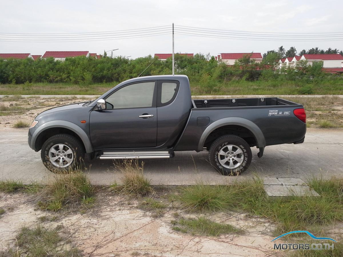 รถใหม่, รถมือสอง MITSUBISHI TRITON (2008)