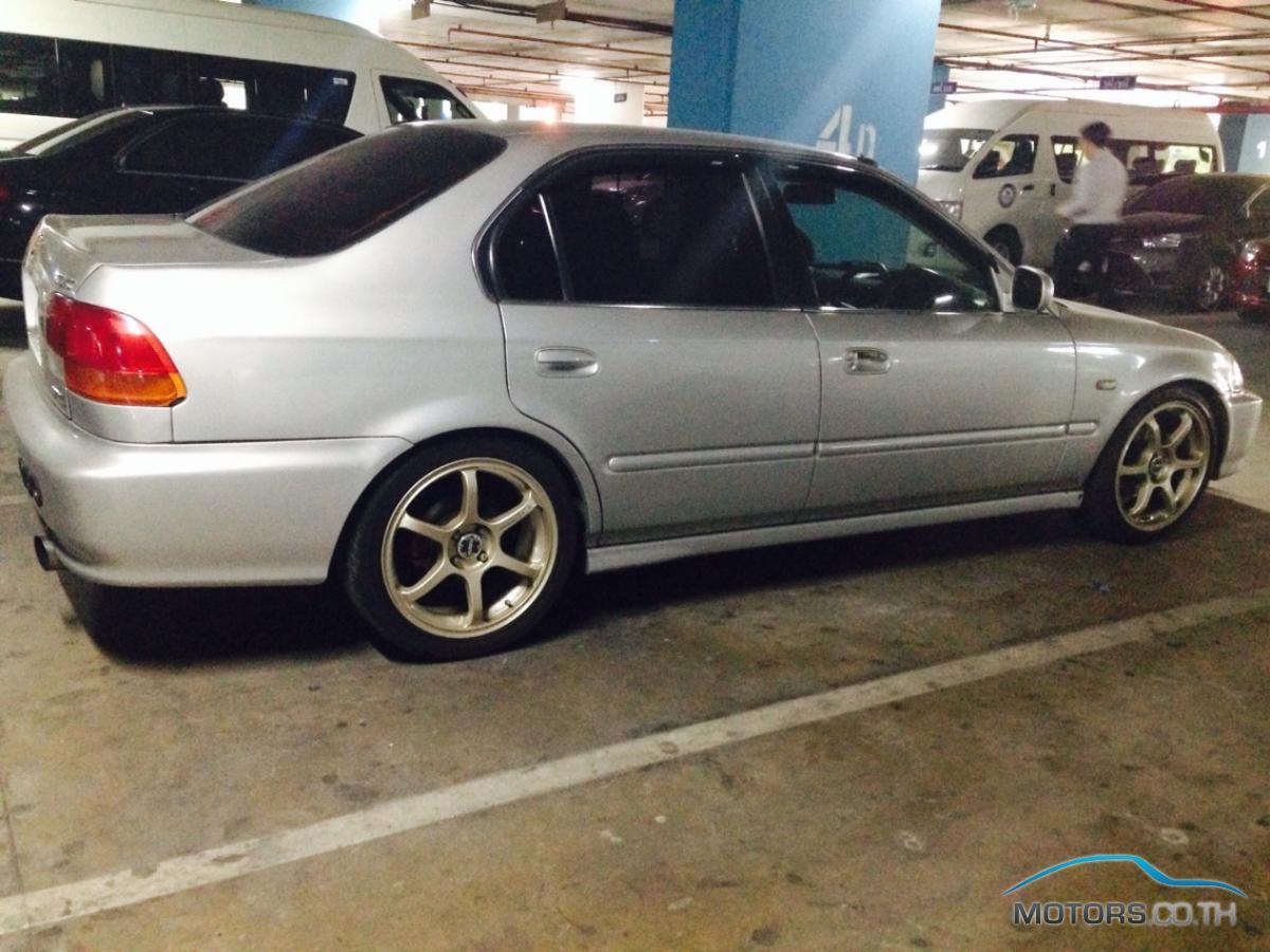 รถใหม่, รถมือสอง HONDA CIVIC (1996)