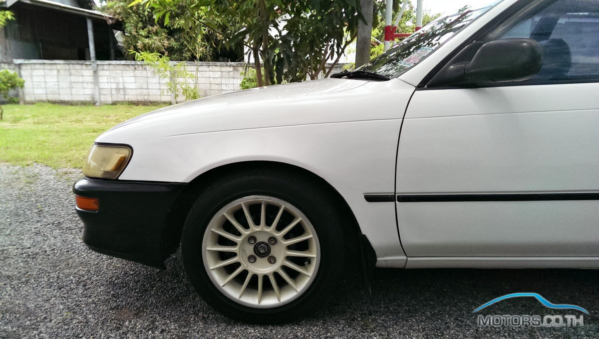 New, Used & Secondhand Cars TOYOTA COROLLA (1994)