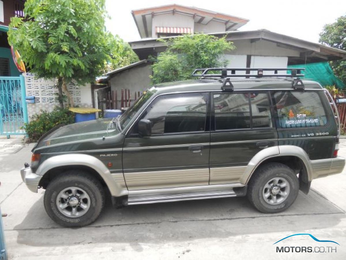 รถใหม่, รถมือสอง MITSUBISHI PAJERO (1996)