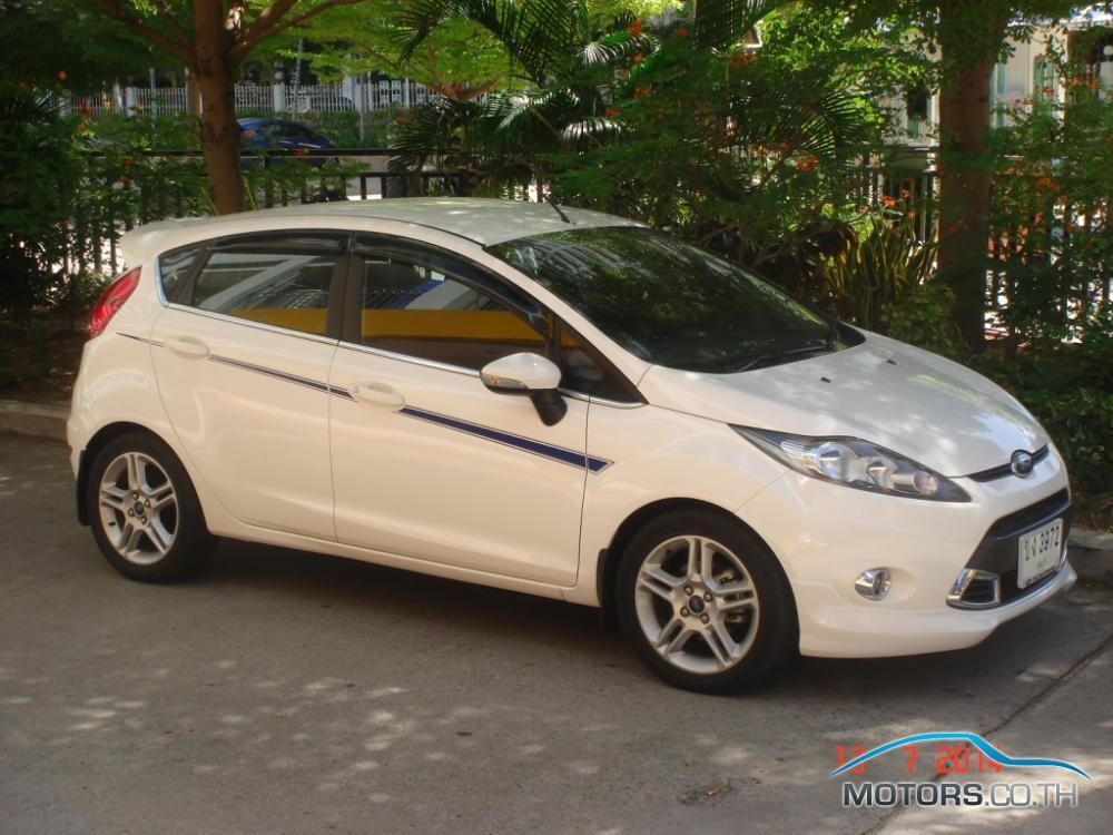New, Used & Secondhand Cars FORD FIESTA (2012)