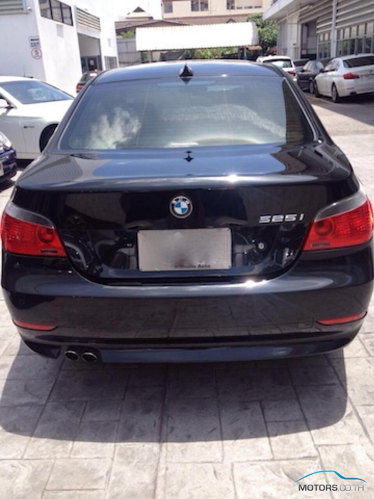รถใหม่, รถมือสอง BMW SERIES 5 (2007)