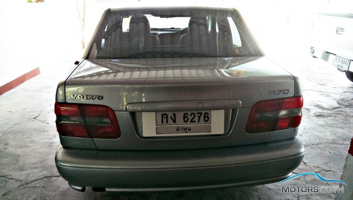 Secondhand VOLVO S70 (2001)