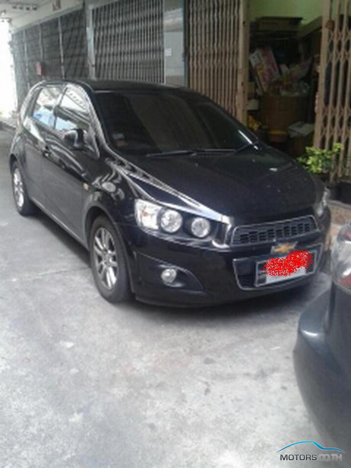 New, Used & Secondhand Cars CHEVROLET SONIC (2013)