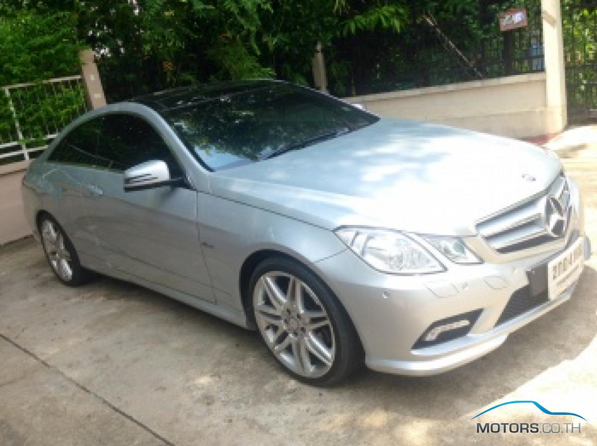 New, Used & Secondhand Cars MERCEDES-BENZ E CLASS (2013)