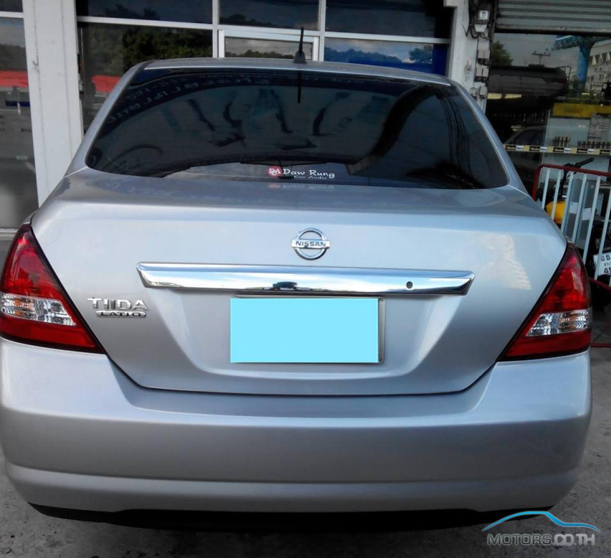 Secondhand NISSAN TIIDA (2008)