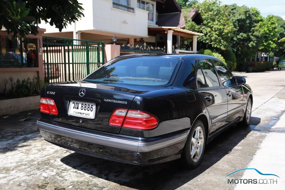 รถใหม่, รถมือสอง MERCEDES-BENZ E CLASS (2002)