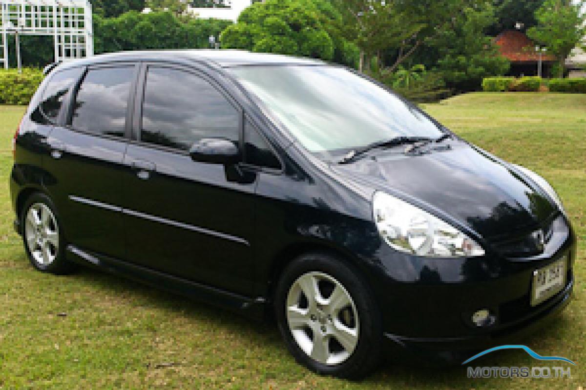 Honda Jazz 2005 Motors Co Th