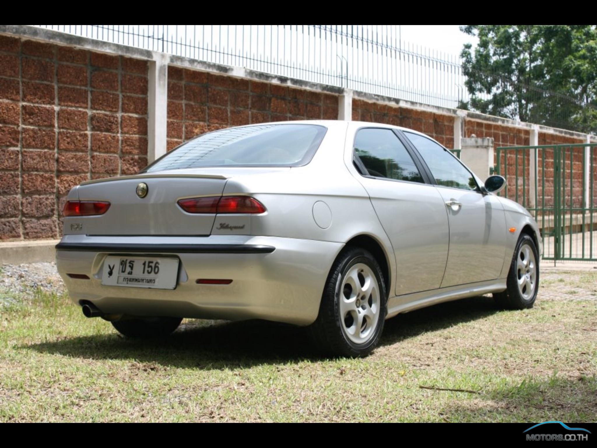 New, Used & Secondhand Cars ALFA ROMEO 156 (1999)