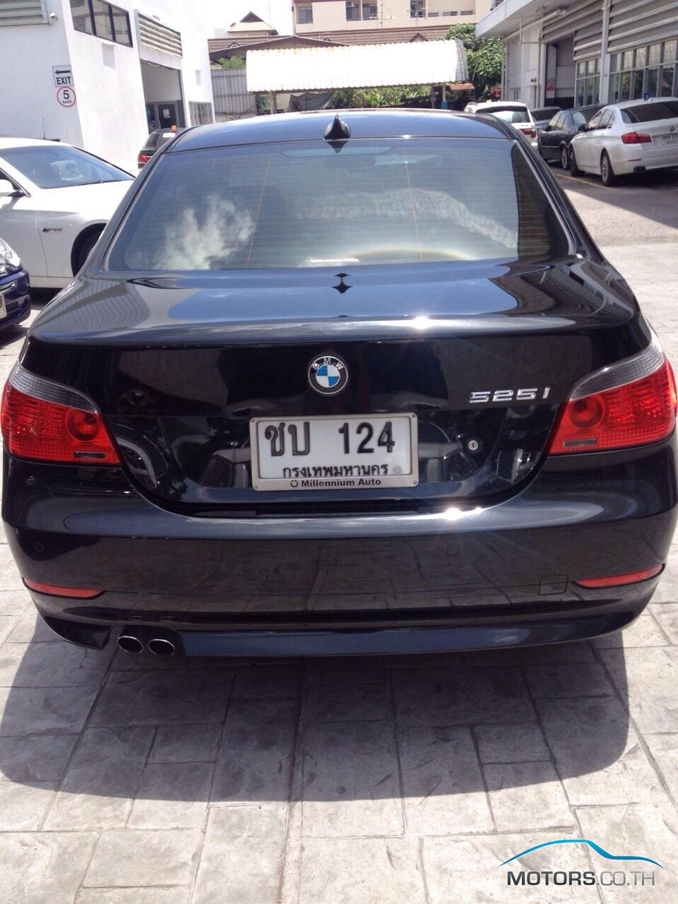 Secondhand BMW SERIES 5 (2007)