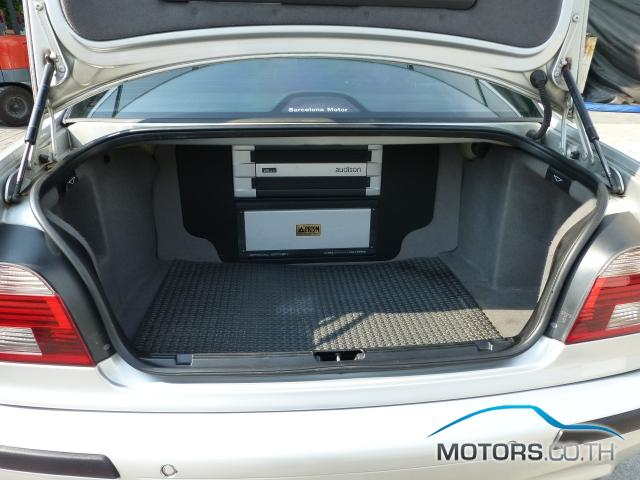 รถใหม่, รถมือสอง BMW SERIES 5 (2002)