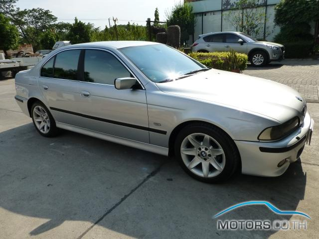 New, Used & Secondhand Cars BMW SERIES 5 (2002)