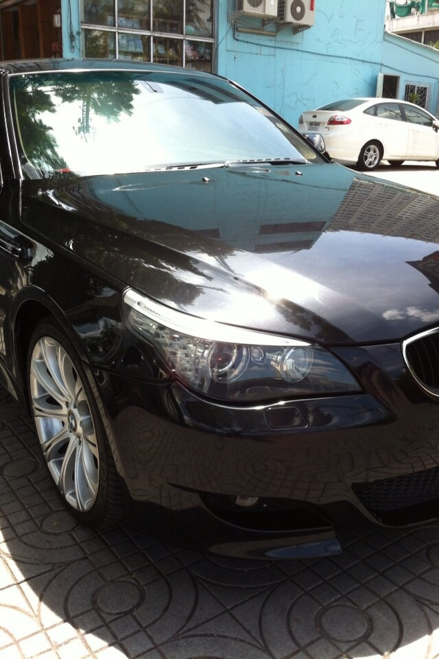New, Used & Secondhand Cars BMW SERIES 5 (2007)