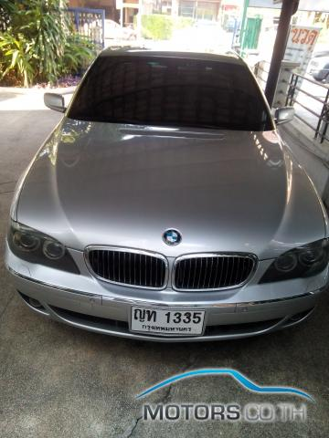 Secondhand BMW SERIES 7 (2007)
