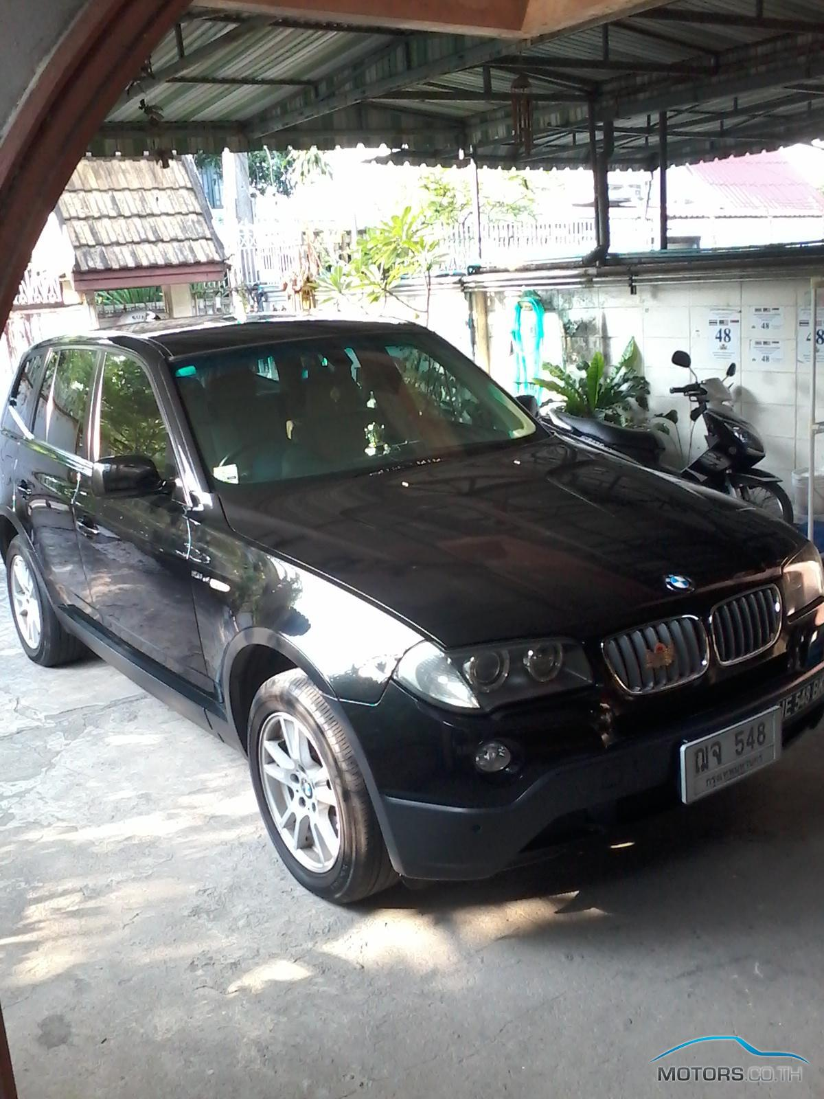 New, Used & Secondhand Cars BMW X3 (2008)