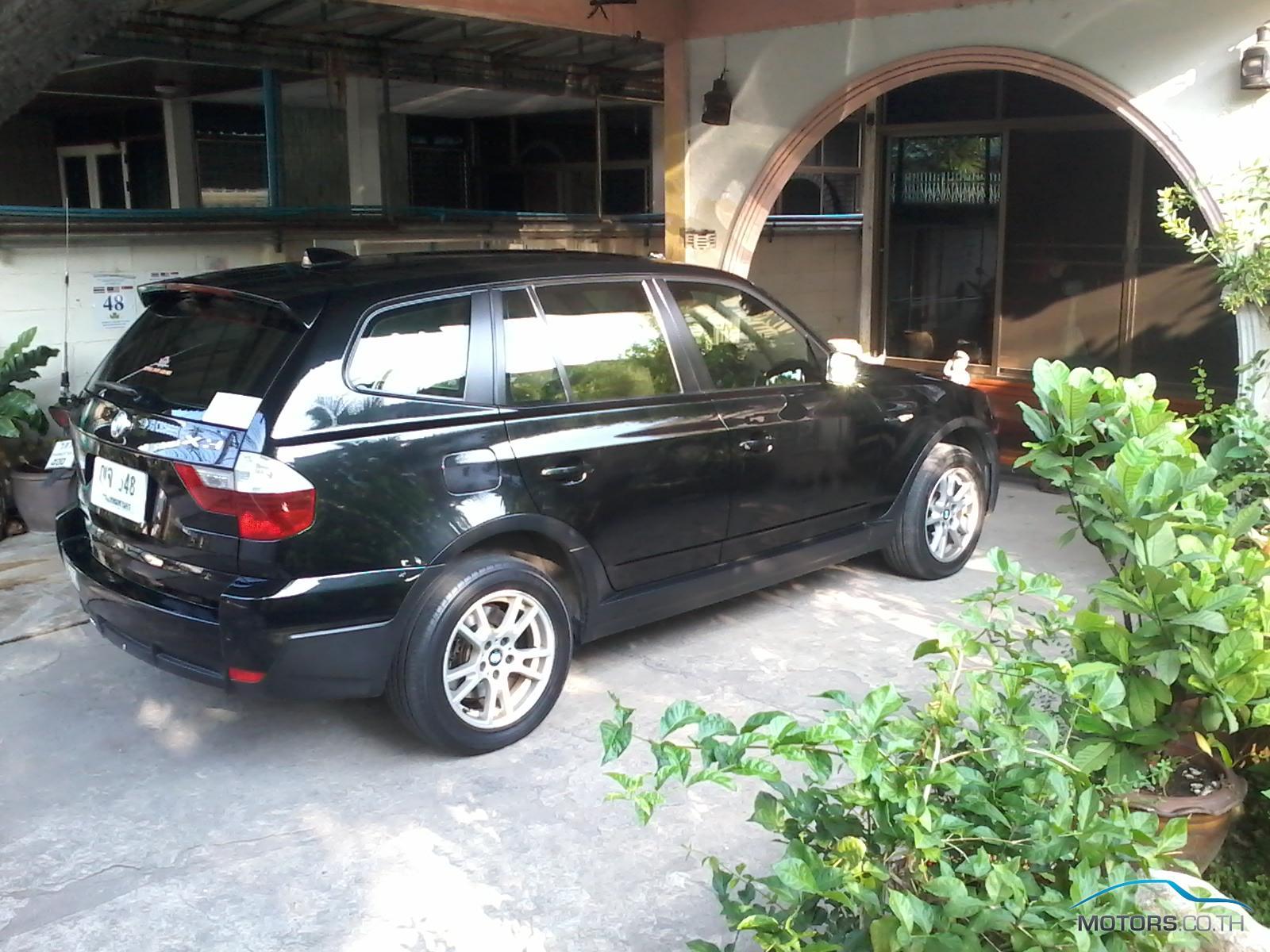 รถมือสอง, รถยนต์มือสอง BMW X3 (2008)