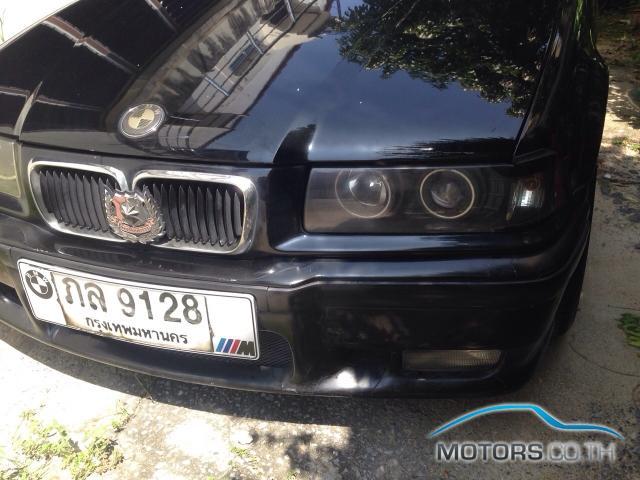 รถใหม่, รถมือสอง BMW X3 (1999)