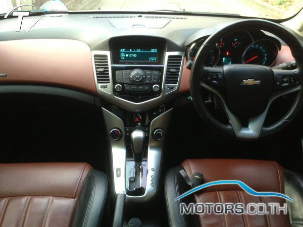 Secondhand CHEVROLET CRUZE (2011)