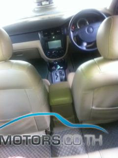New, Used & Secondhand Cars CHEVROLET OPTRA (2004)