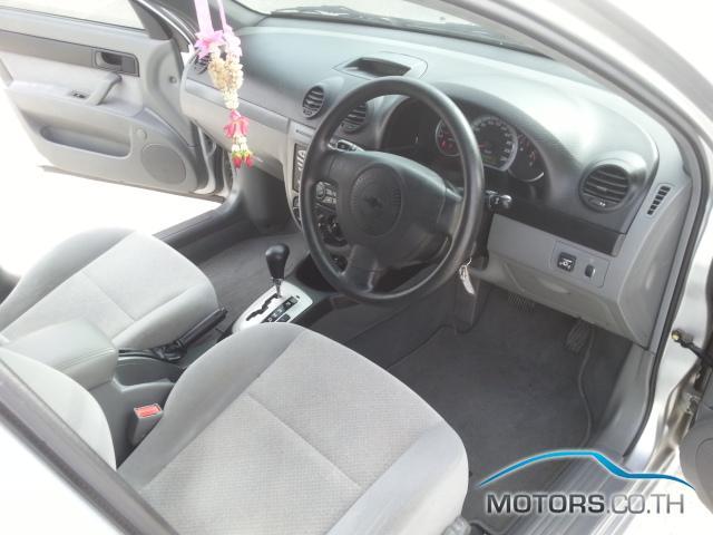 รถใหม่, รถมือสอง CHEVROLET OPTRA (2010)