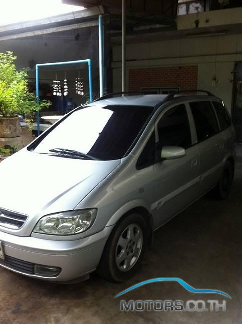 New, Used & Secondhand Cars CHEVROLET ZAFIRA (2002)