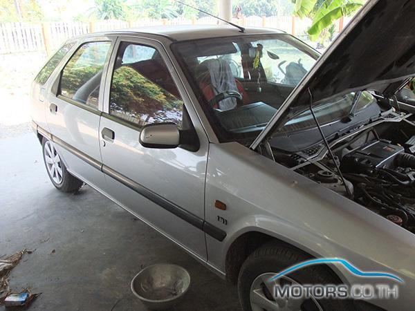 รถใหม่, รถมือสอง CITROEN X-SARA (1997)