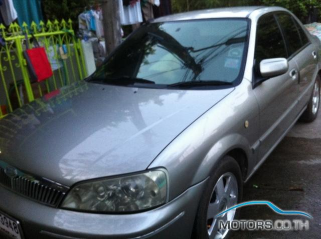 Secondhand FORD LASER (2004)