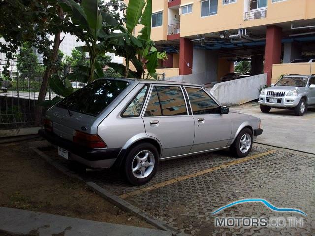 Secondhand FORD LASER (1981)