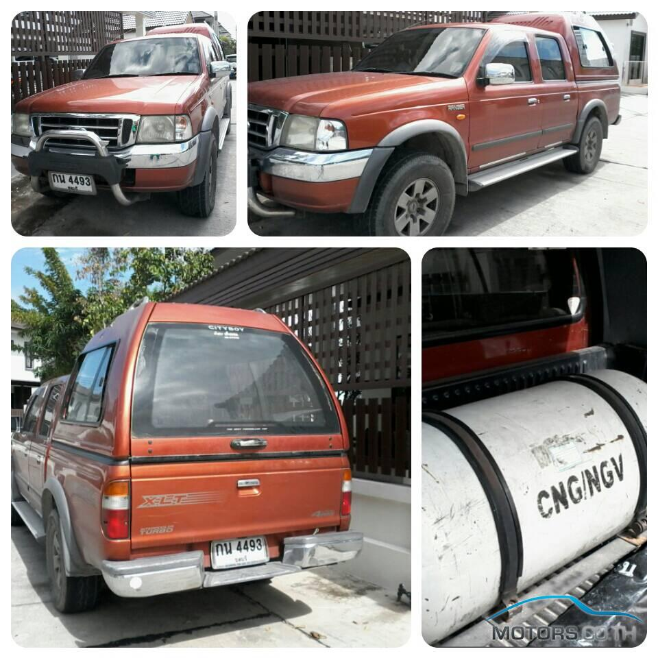 Secondhand FORD RANGER (2003)