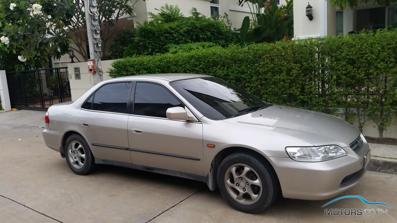 New, Used & Secondhand Cars HONDA ACCORD (1999)
