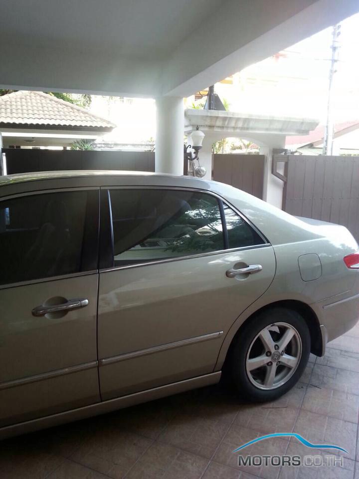 New, Used & Secondhand Cars HONDA ACCORD (2004)