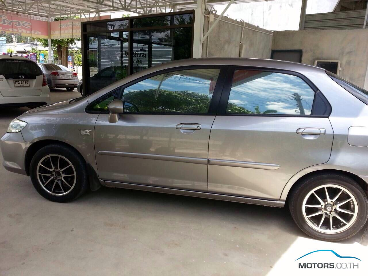 Secondhand HONDA CITY (2007)