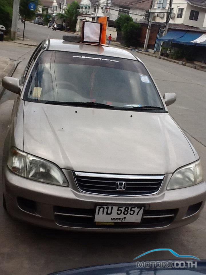 New, Used & Secondhand Cars HONDA CITY (2002)