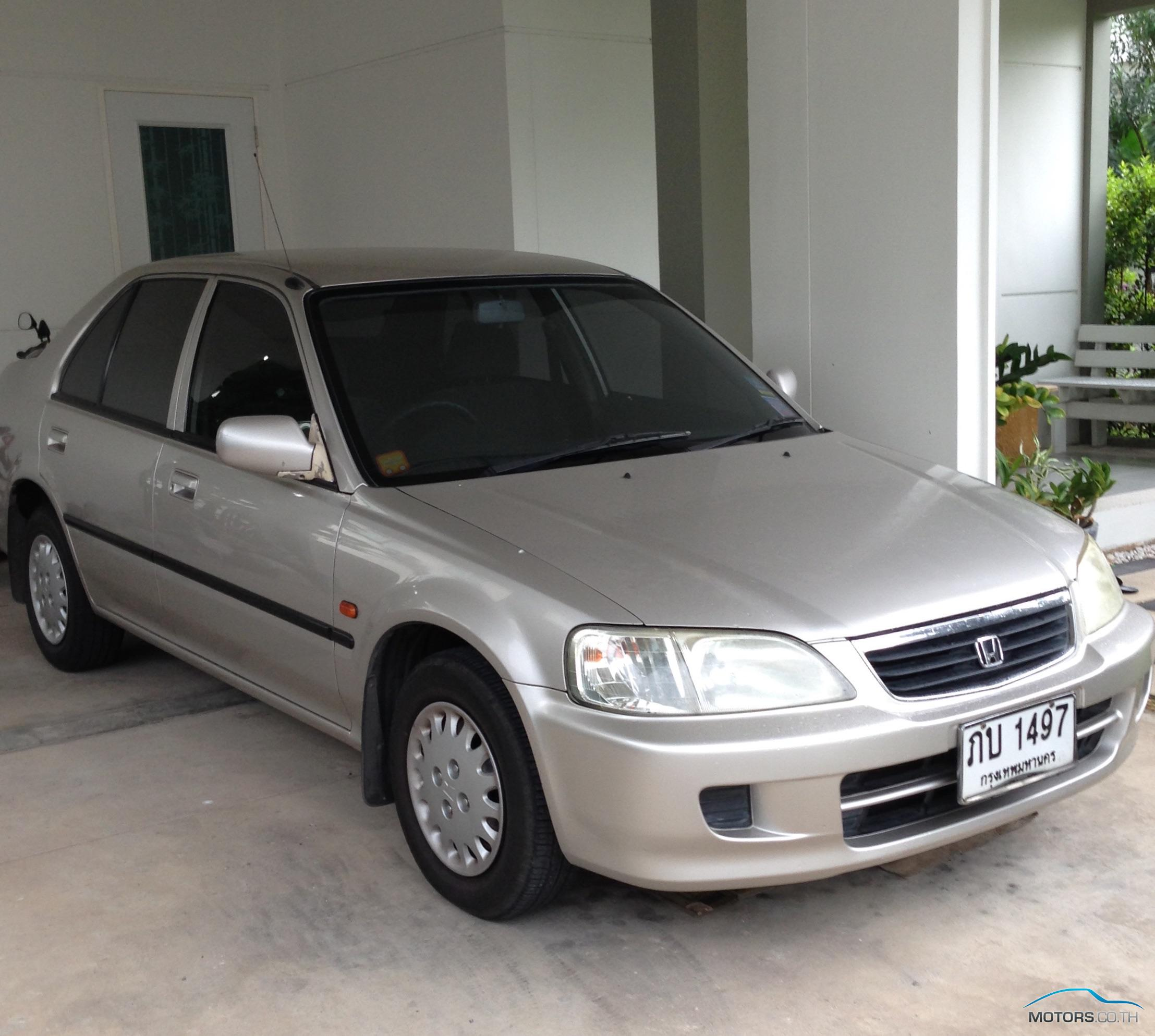 Secondhand HONDA CITY (2000)