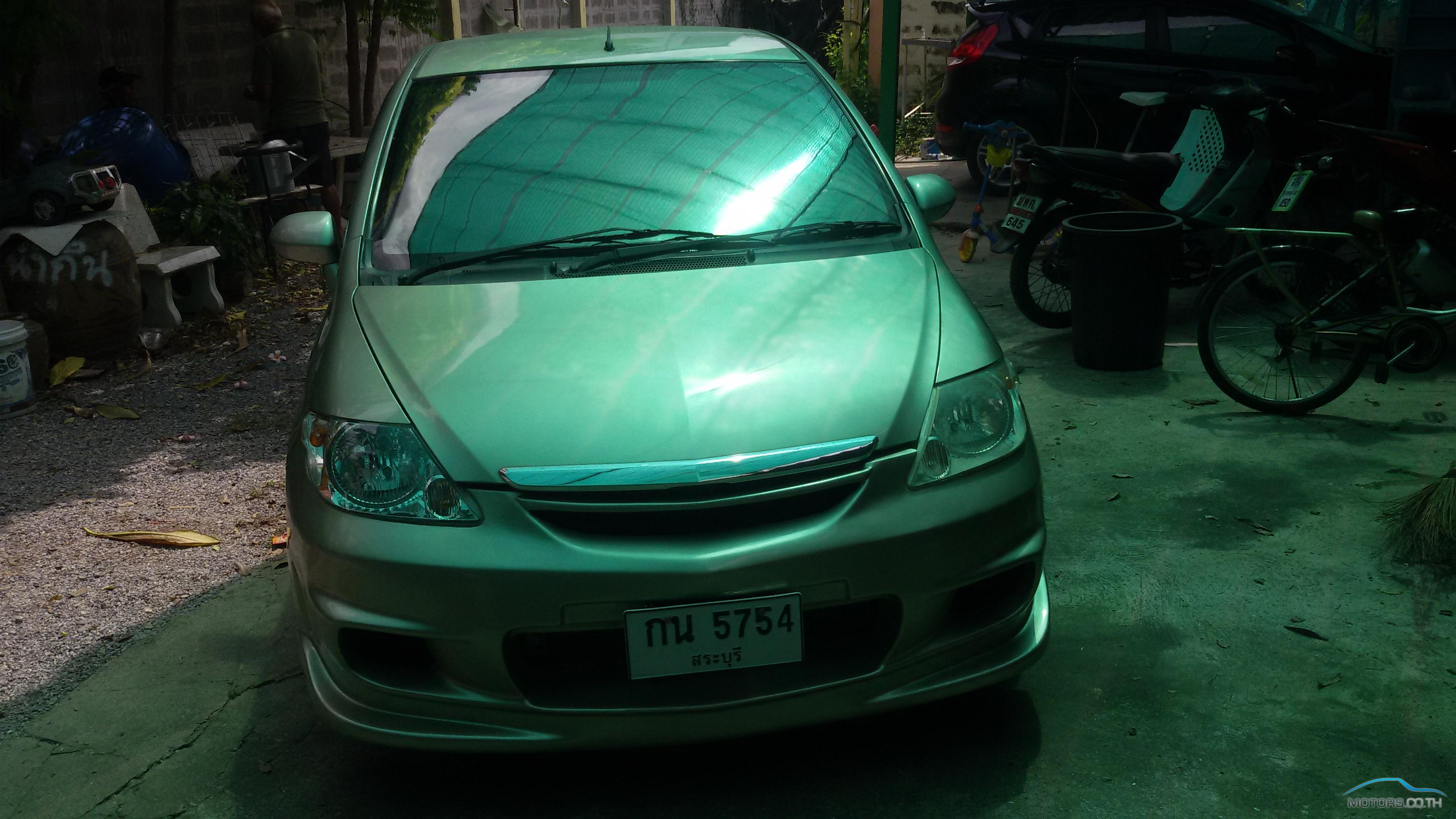 Secondhand HONDA CITY (2004)