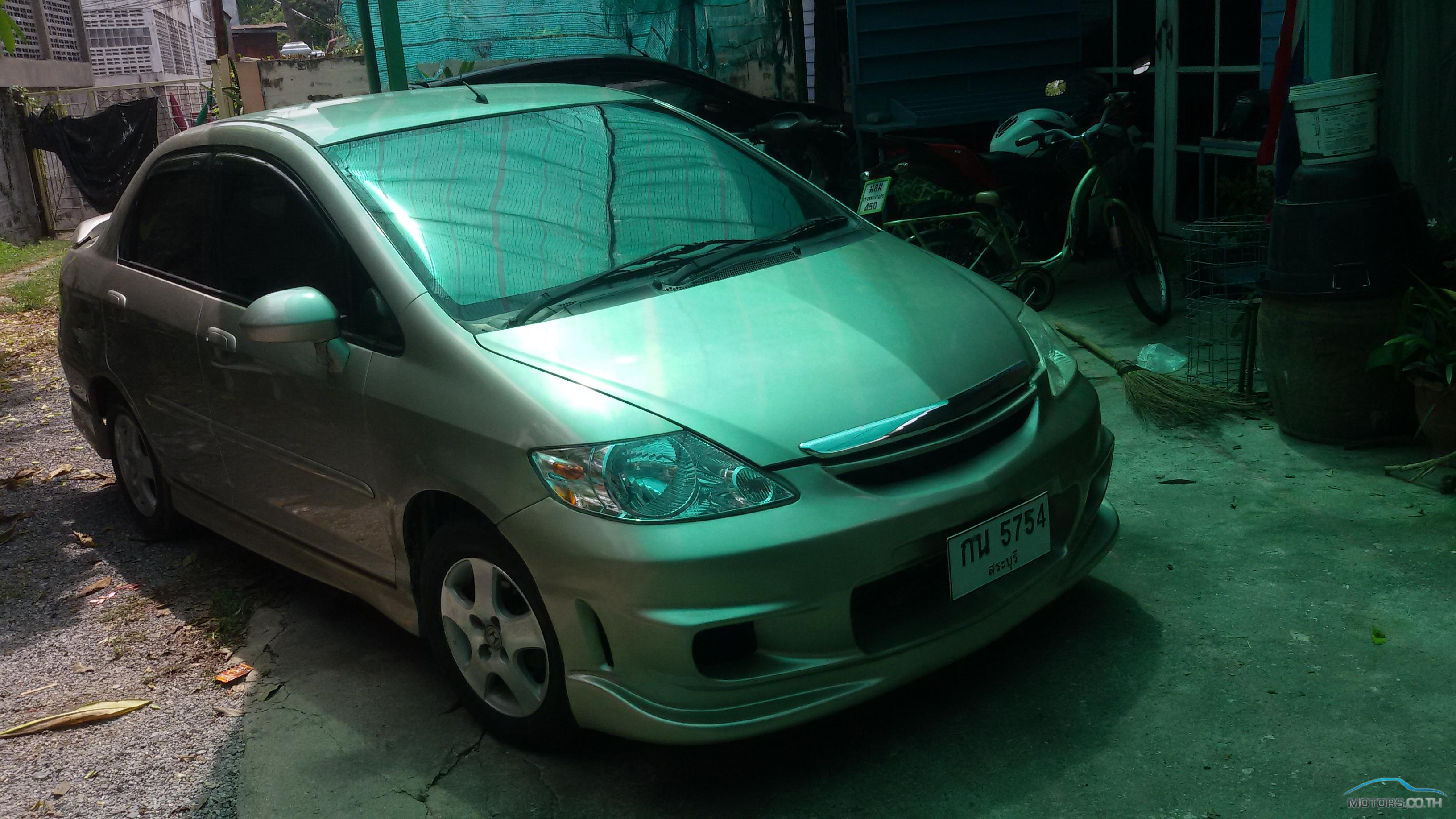 New, Used & Secondhand Cars HONDA CITY (2004)