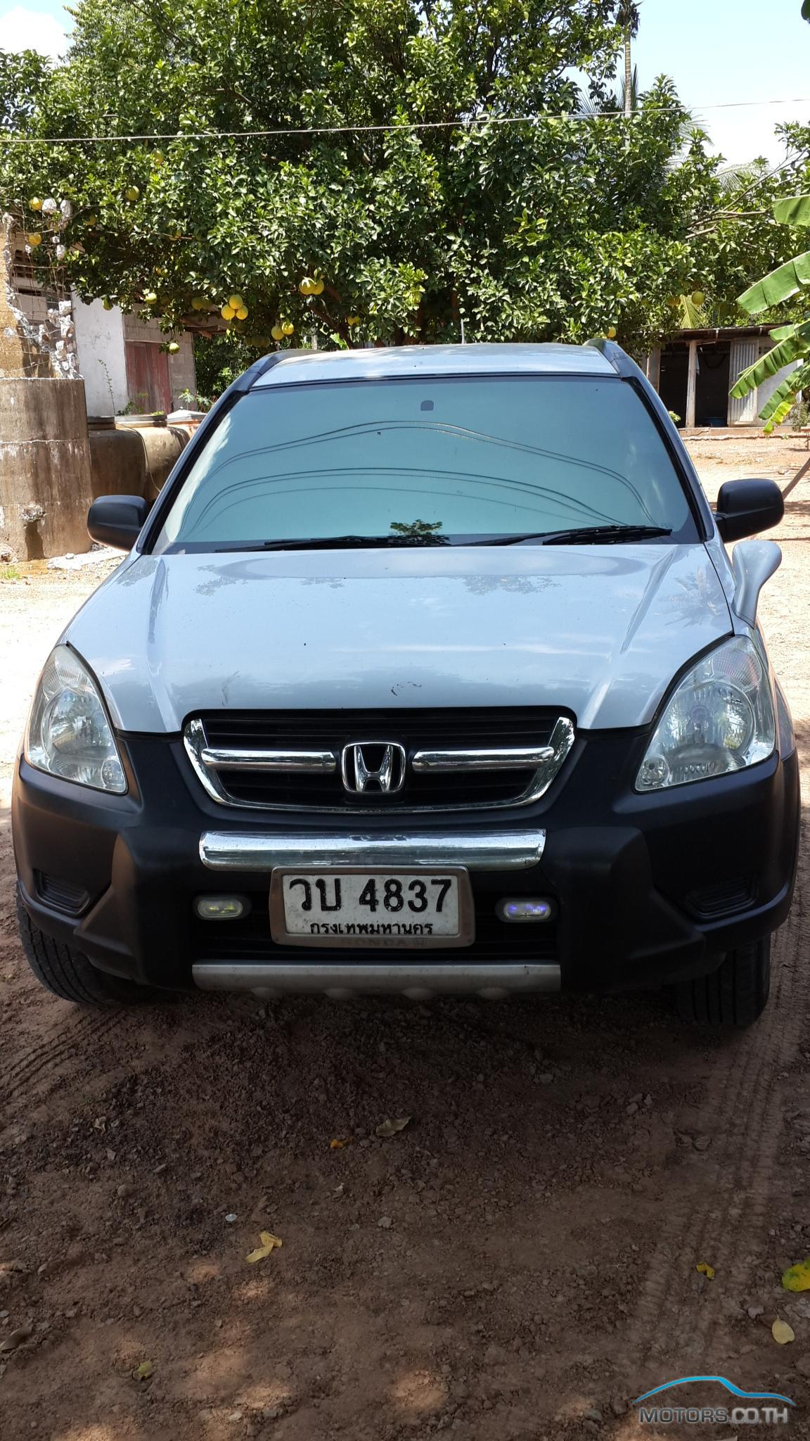 New, Used & Secondhand Cars HONDA CR-V (2002)