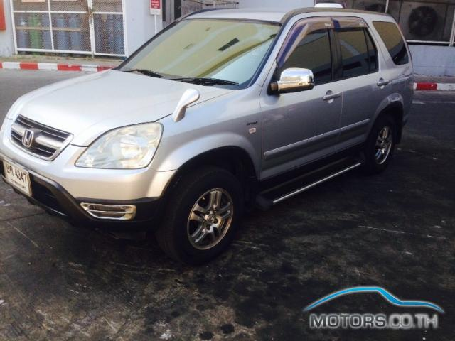 New, Used & Secondhand Cars HONDA CR-V (2004)