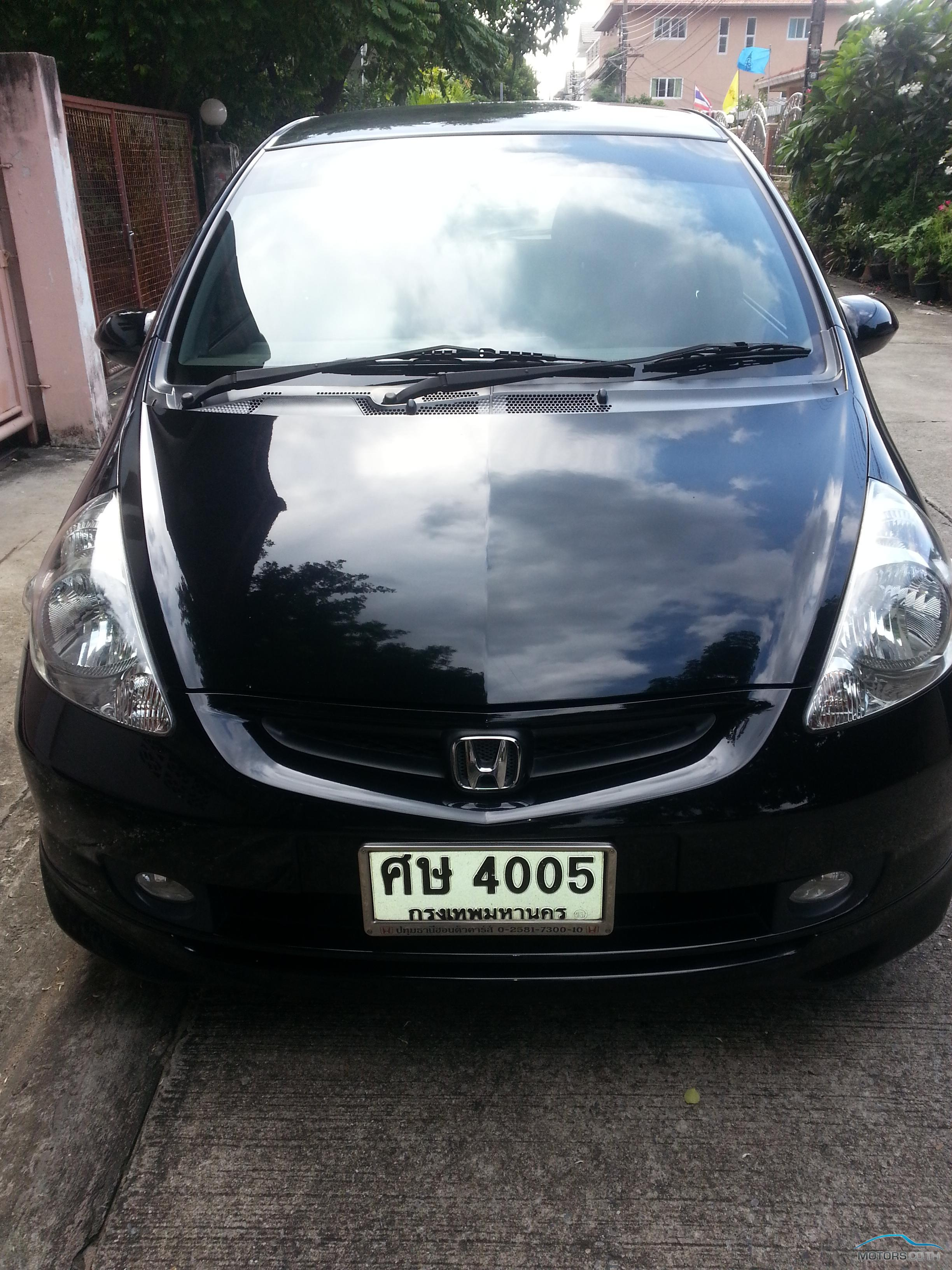 New, Used & Secondhand Cars HONDA JAZZ (2005)