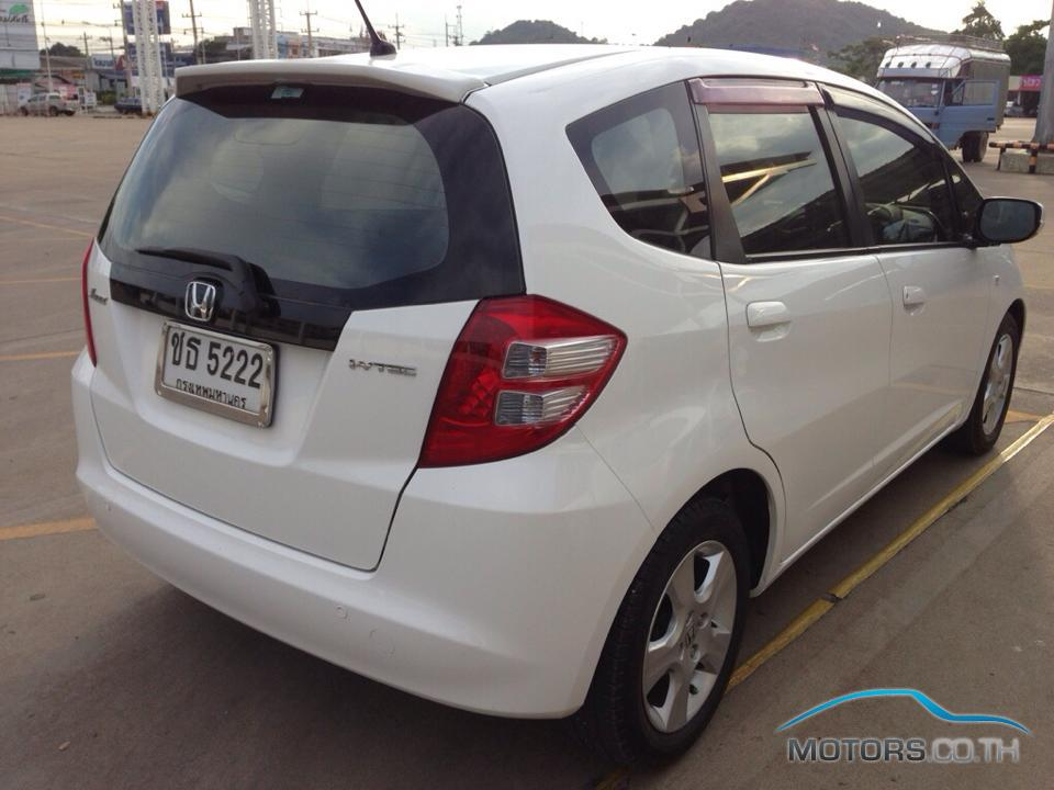 Secondhand HONDA JAZZ (2008)