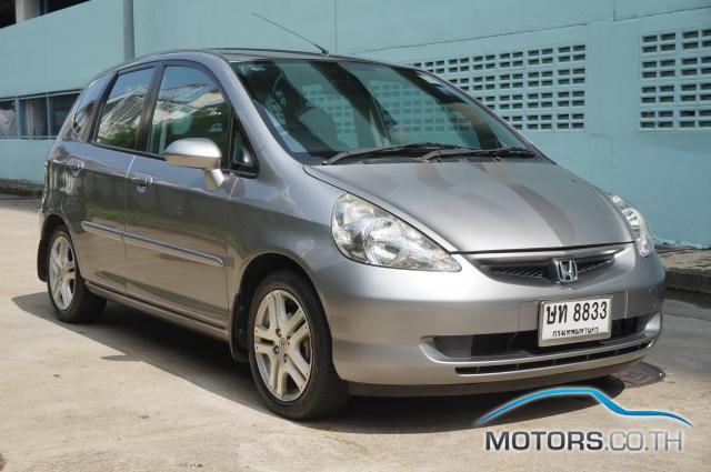 รถใหม่, รถมือสอง HONDA JAZZ (2004)