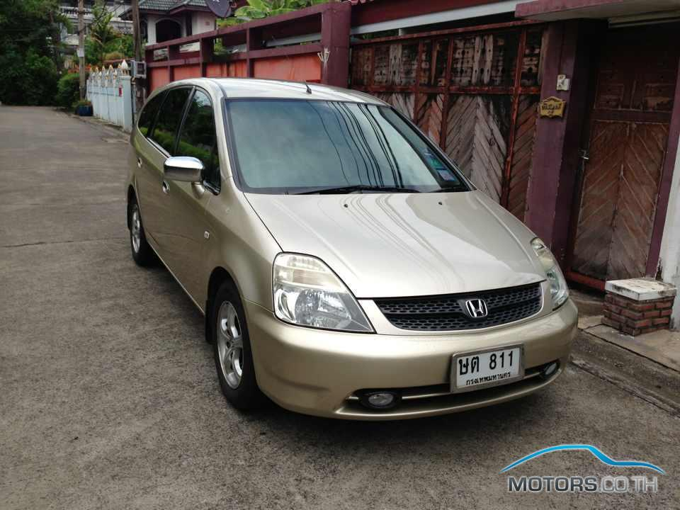 New, Used & Secondhand Cars HONDA STREAM (2003)