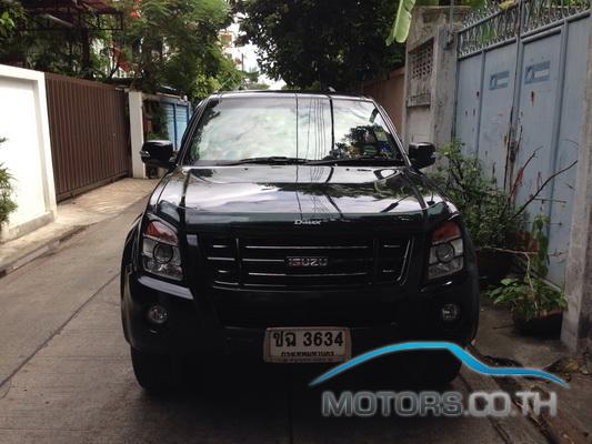 New, Used & Secondhand Cars ISUZU D-MAX (2002-2006) (2007)