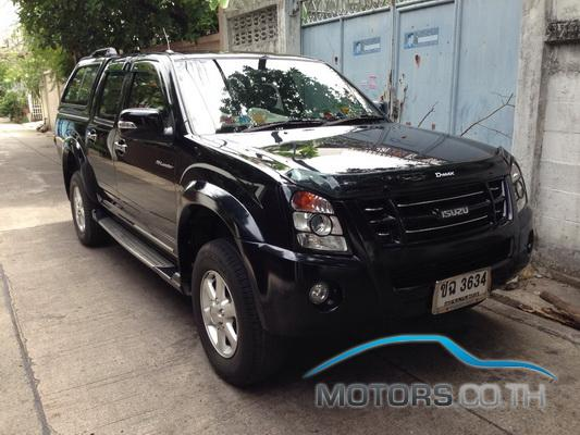 Secondhand ISUZU D-MAX (2002-2006) (2007)