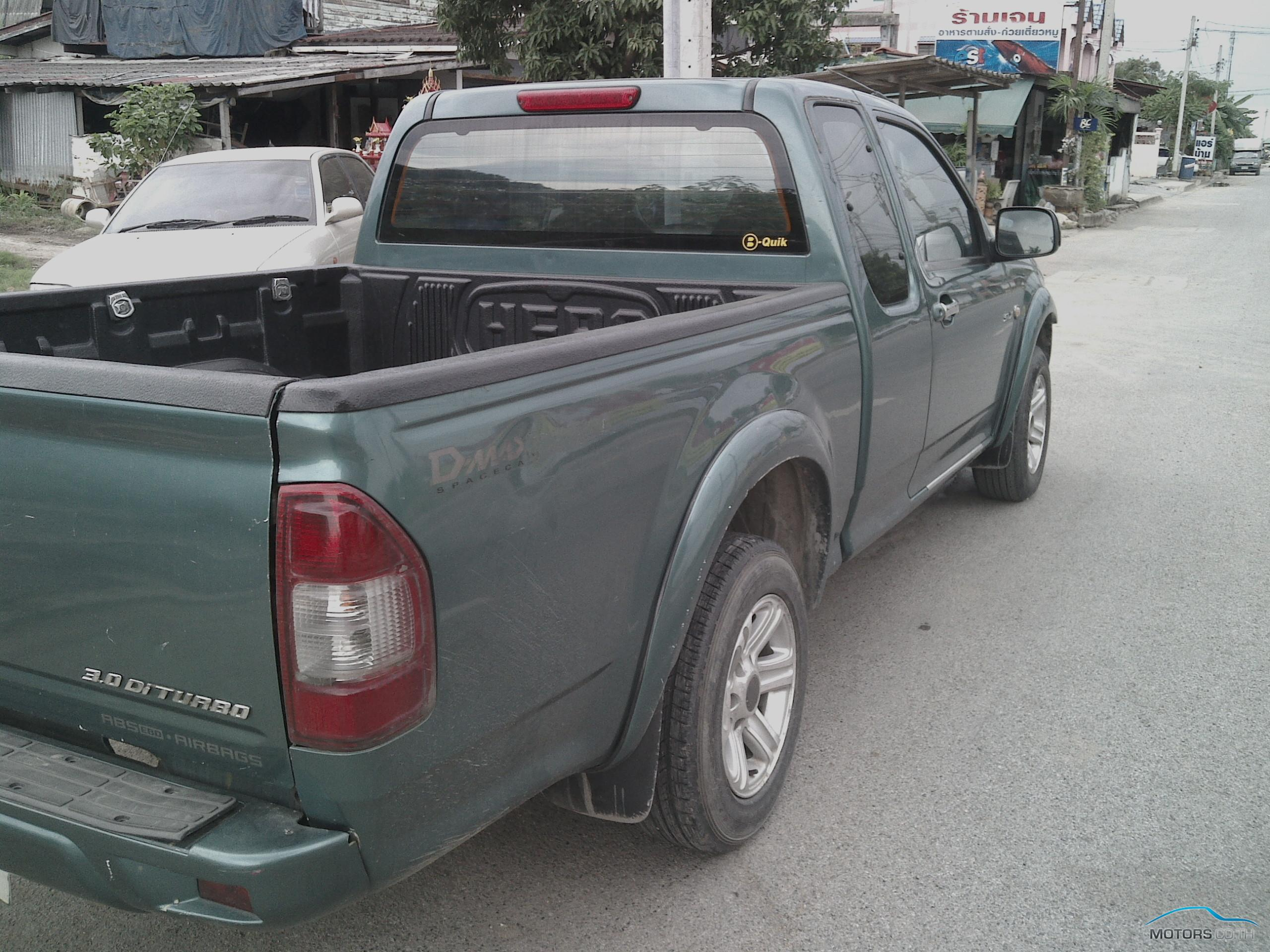 New, Used & Secondhand Cars ISUZU D-MAX (2002-2006) (2003)