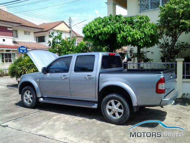 Secondhand ISUZU D-MAX (2002-2006) (2003)