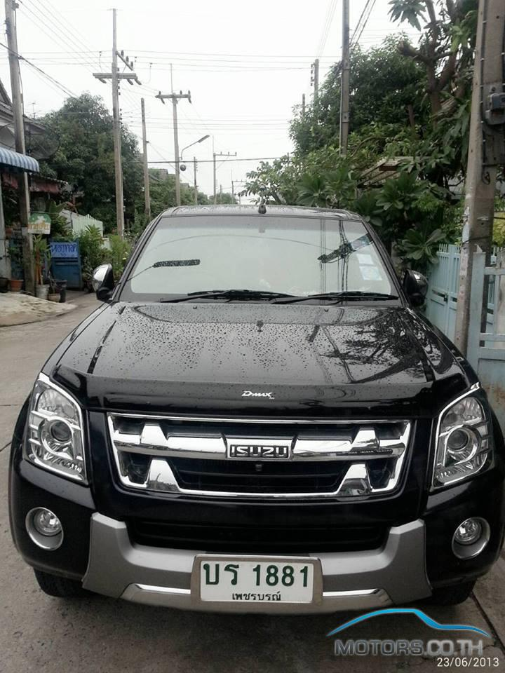 Secondhand ISUZU D-MAX (2005-2011) (2011)