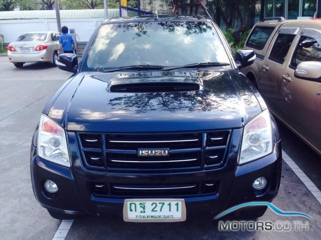 รถมือสอง, รถยนต์มือสอง ISUZU D-MAX (2005-2011) (2008)